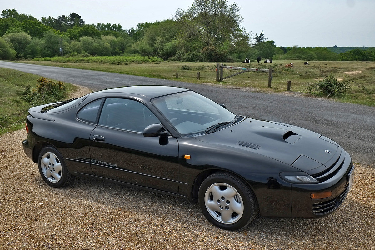 1992 Toyota Celica GT-Four Turbo 4x4 MOT 3/20 ST185 For Sale (picture 1 of 6)
