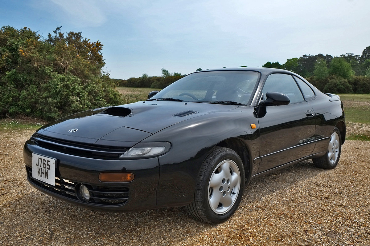 1992 Toyota Celica GT-Four Turbo 4x4 MOT 3/20 ST185 For Sale (picture 2 of 6)
