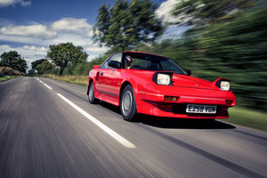 Stunning Toyota MR2 Mk1b 1987 - £30k resto For Sale