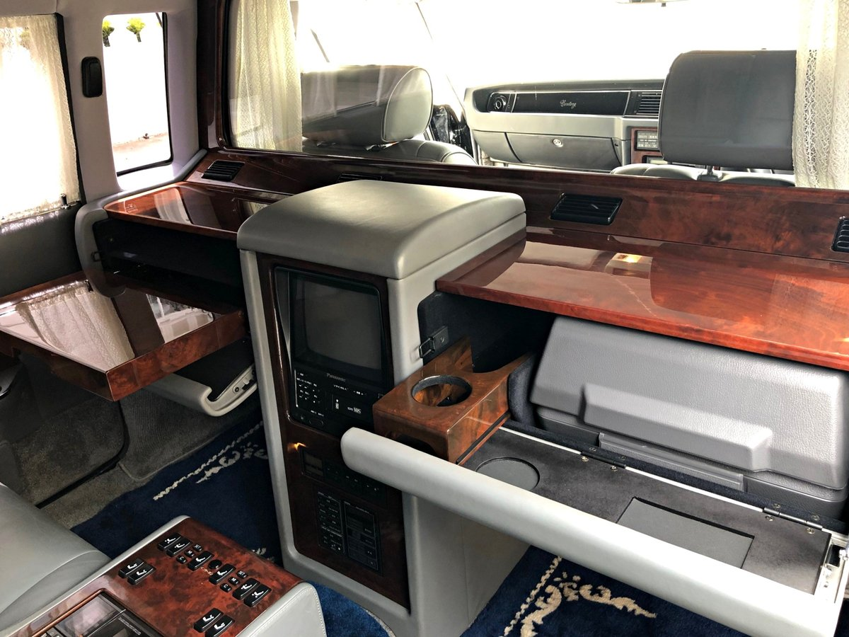 1994 Classic Toyota Century Limousine For Sale (picture 3 of 6)