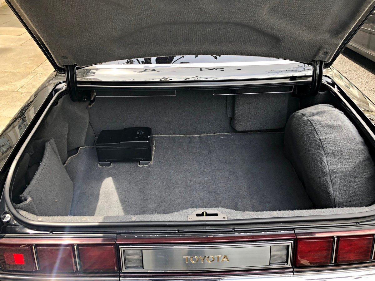 1994 Classic Toyota Century Limousine For Sale (picture 6 of 6)