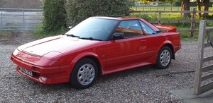 1988 Toyota MR2, Exceptional History, Stunning Car For Sale