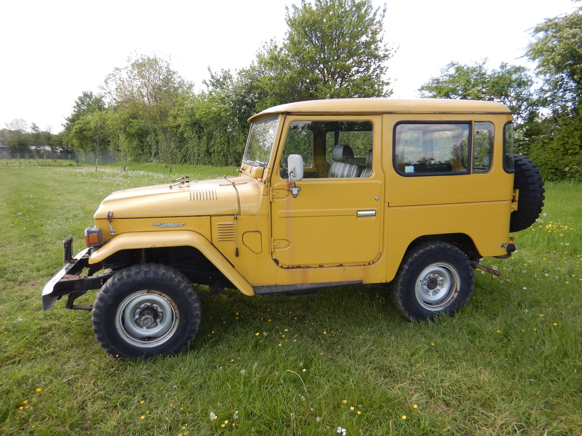 Toyota Land Cruiser Landcruiser BJ40 1977 RHD For Sale (picture 3 of 6)