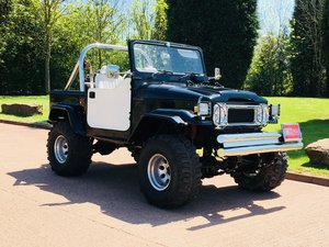 1980 Toyota land cruiser bj41