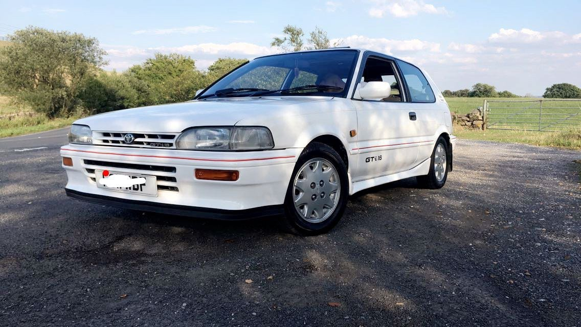 1989 Toyota Corolla Gti Twin Cam immaculate Condition For Sale (picture 1 of 6)
