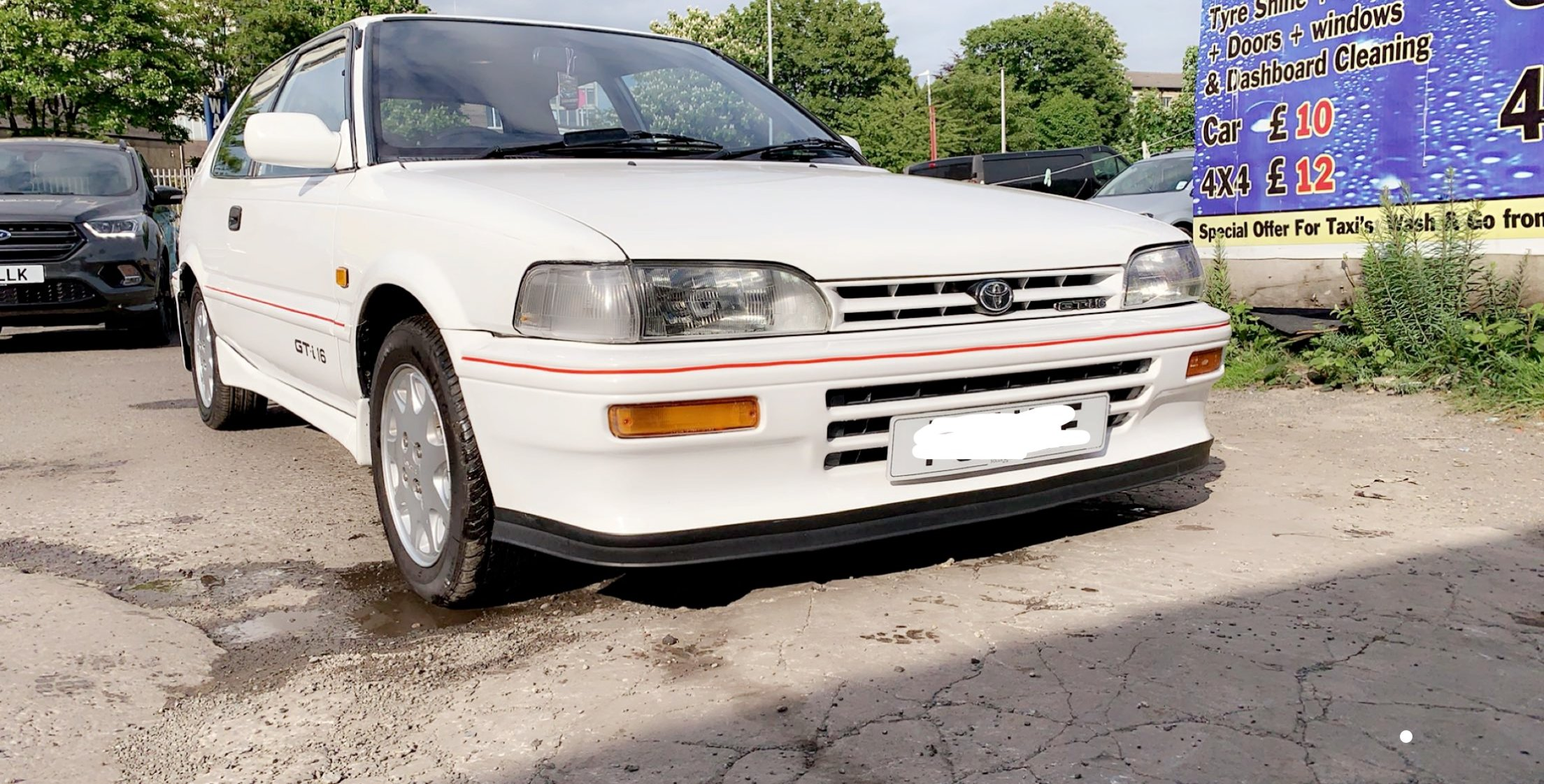 1989 Toyota Corolla Gti Twin Cam immaculate Condition For Sale (picture 3 of 6)