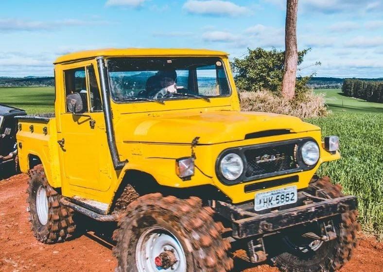 1980 Diesel 4x4 Brazilian Toyota Bandeirante For Sale (picture 5 of 6)