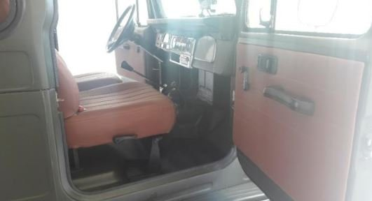1995 4x4 diesel Toyota Bandeirante  For Sale (picture 4 of 6)