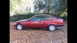 1993 E36 BMW 318IS Coupe, 13,000 miles, Two Owners from New! For Sale