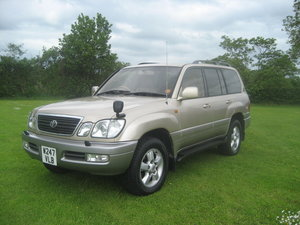 2000 Toyota Landcruiser Cygnus (Lexus 470) For Sale