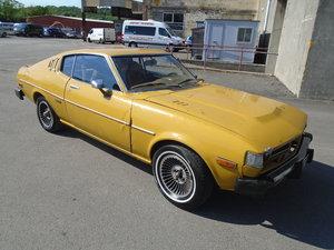 TOYOTA CELICA GT RA29 LHD FASTBACK (1975) YELLOW! ORIGINAL! SOLD