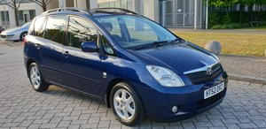 2003 1.8 vvti t- spirit auto 2 owners 61k fsh stunning  For Sale