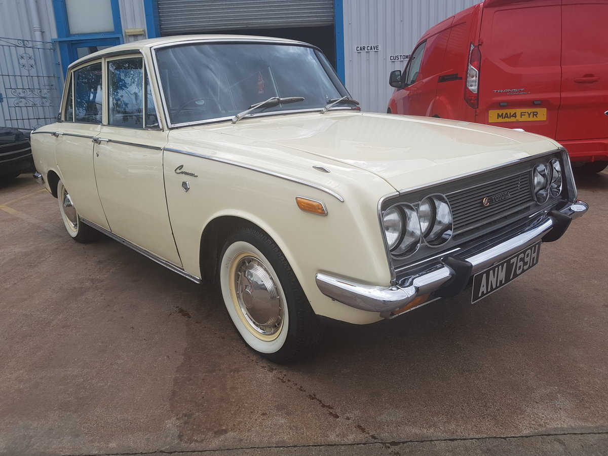 1970 Toyota Corona For Sale (picture 1 of 6)