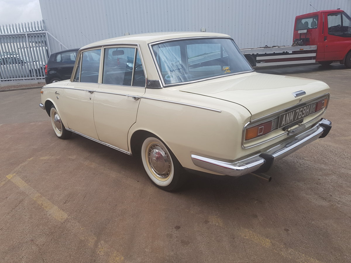 1970 Toyota Corona For Sale (picture 3 of 6)