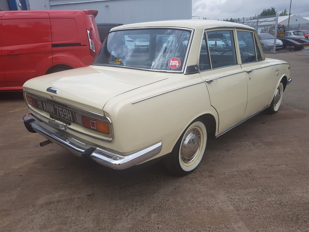 1970 Toyota Corona For Sale (picture 4 of 6)