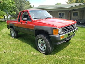 1987 Toyota XCab 4x4 (Nampa, ID) $6,850 For Sale