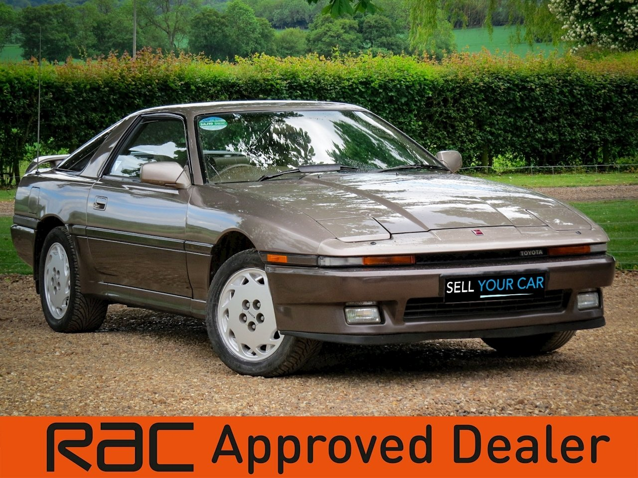 1986 Supra Coupe 3.0 Automatic Petrol For Sale (picture 1 of 6)