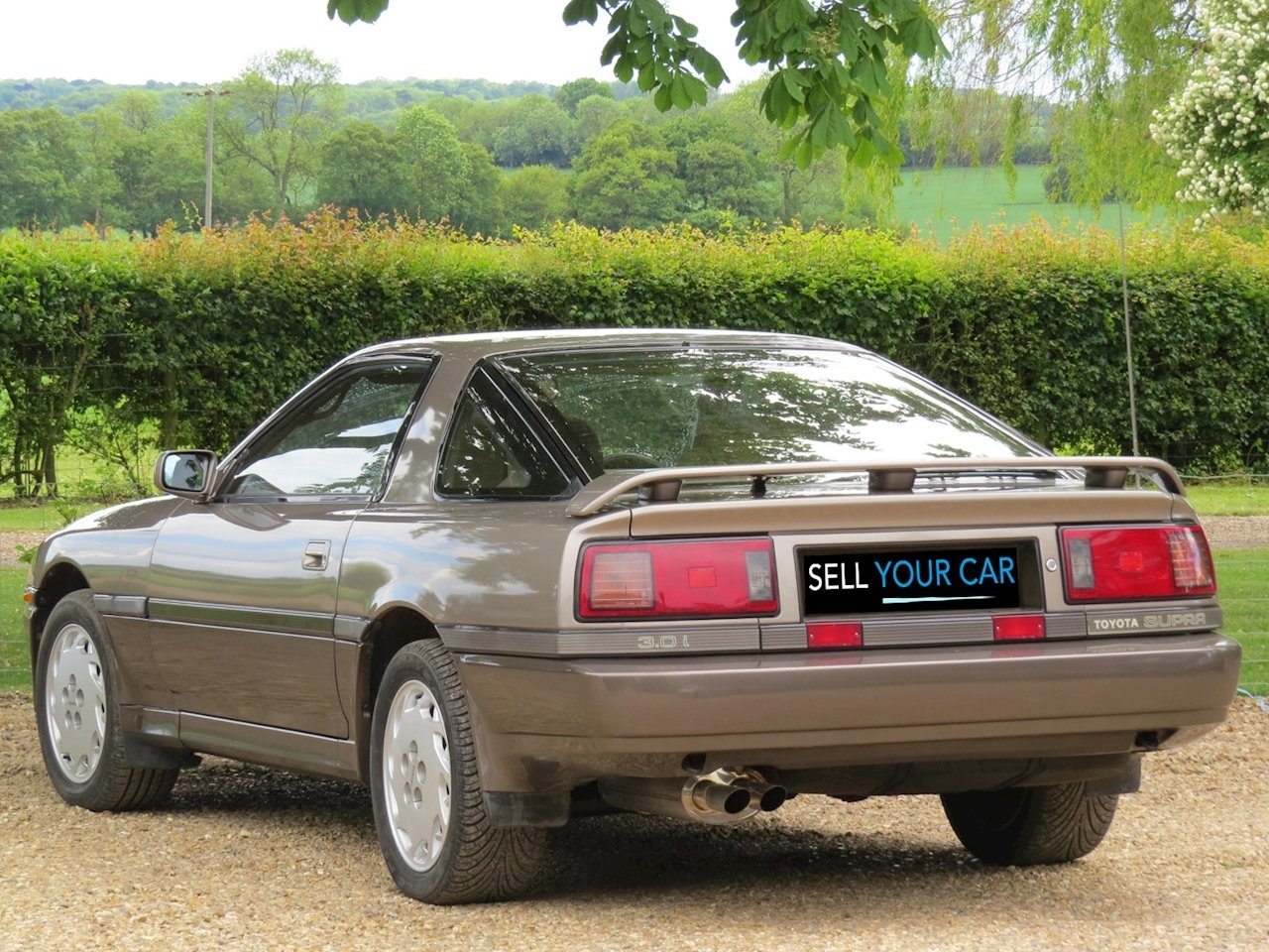 1986 Supra Coupe 3.0 Automatic Petrol For Sale (picture 2 of 6)
