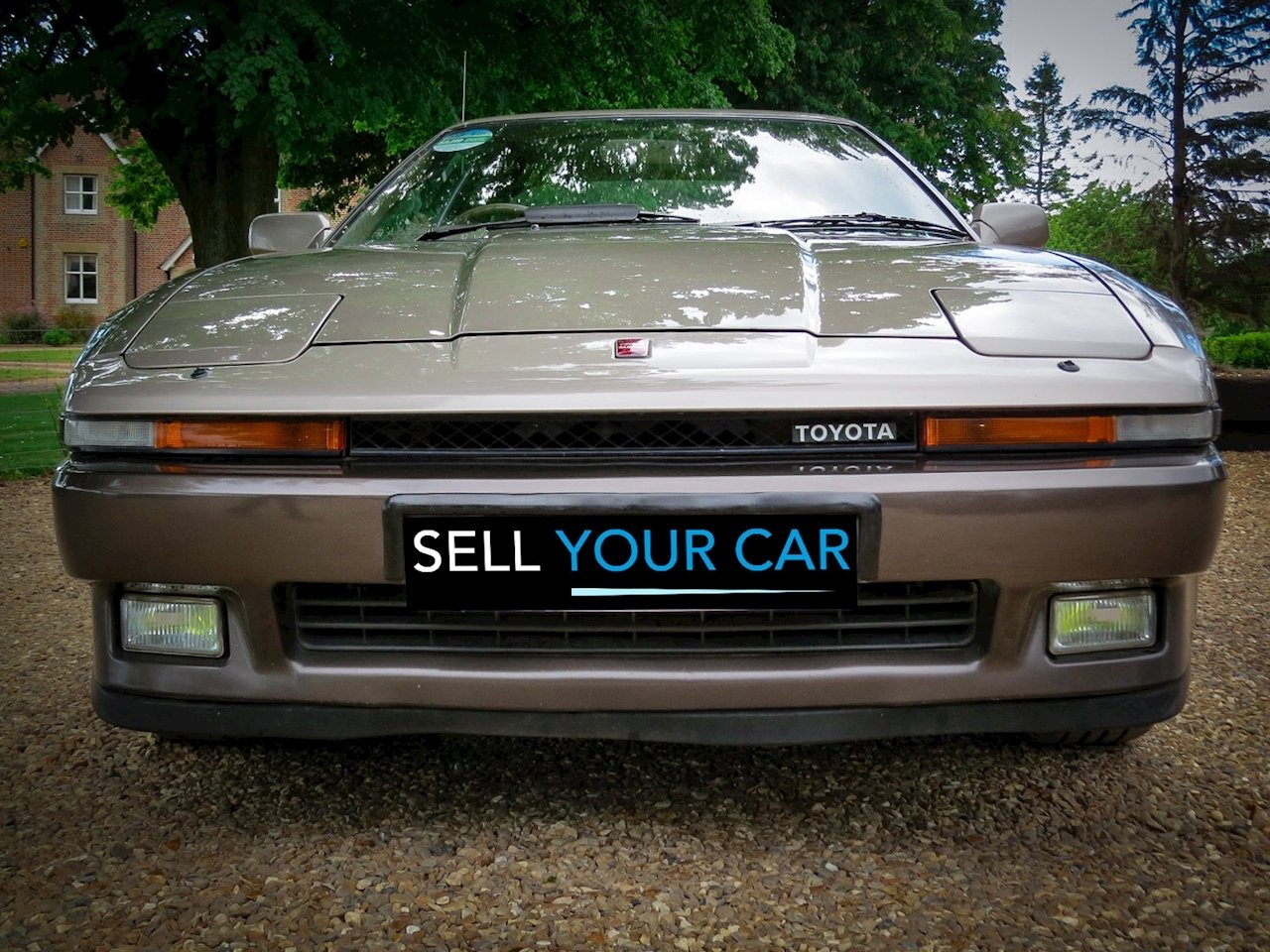 1986 Supra Coupe 3.0 Automatic Petrol For Sale (picture 3 of 6)