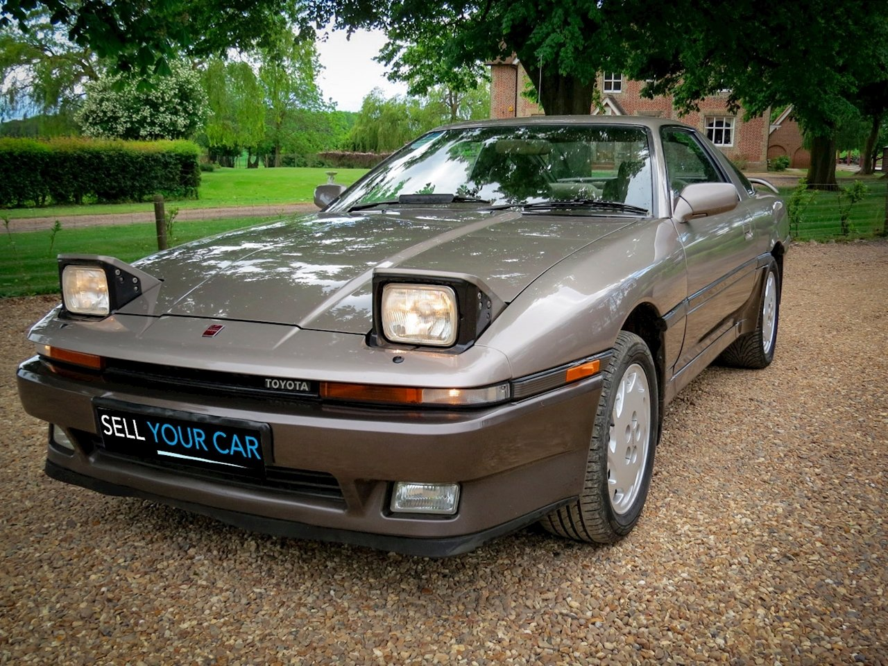 1986 Supra Coupe 3.0 Automatic Petrol For Sale (picture 4 of 6)