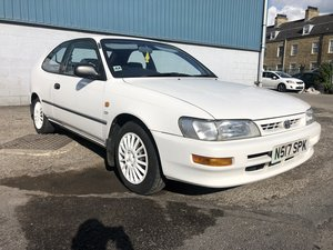 1995 Toyota Corolla 1.3 CD Auto - 36,000 For Sale