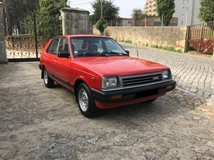 1984 Toyota starlet 1300 S For Sale