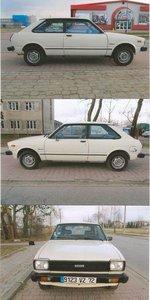 1980 Toyota Tercel AL11