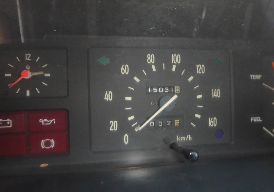 1980 Toyota Tercel AL11 For Sale (picture 5 of 6)