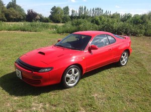 1990 Toyota Celica GT4 Turbo at ACA 15th June  For Sale