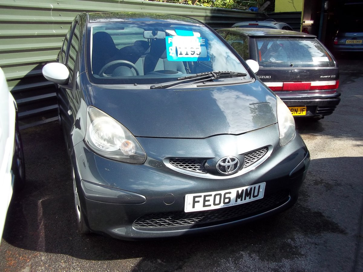 2008 Toyota Yaris 1.3 TR For Sale (picture 1 of 4)