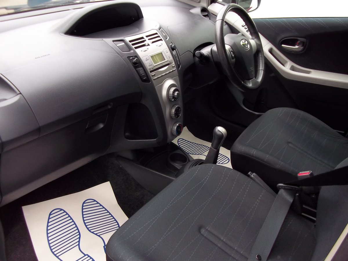 2008 Toyota Yaris 1.3 TR For Sale (picture 2 of 4)