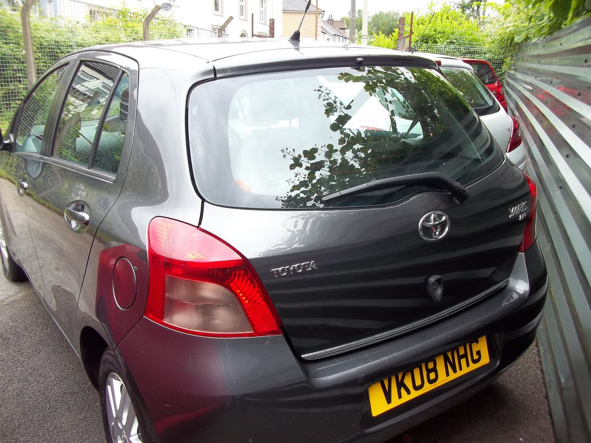 2008 Toyota Yaris 1.3 TR For Sale (picture 4 of 4)