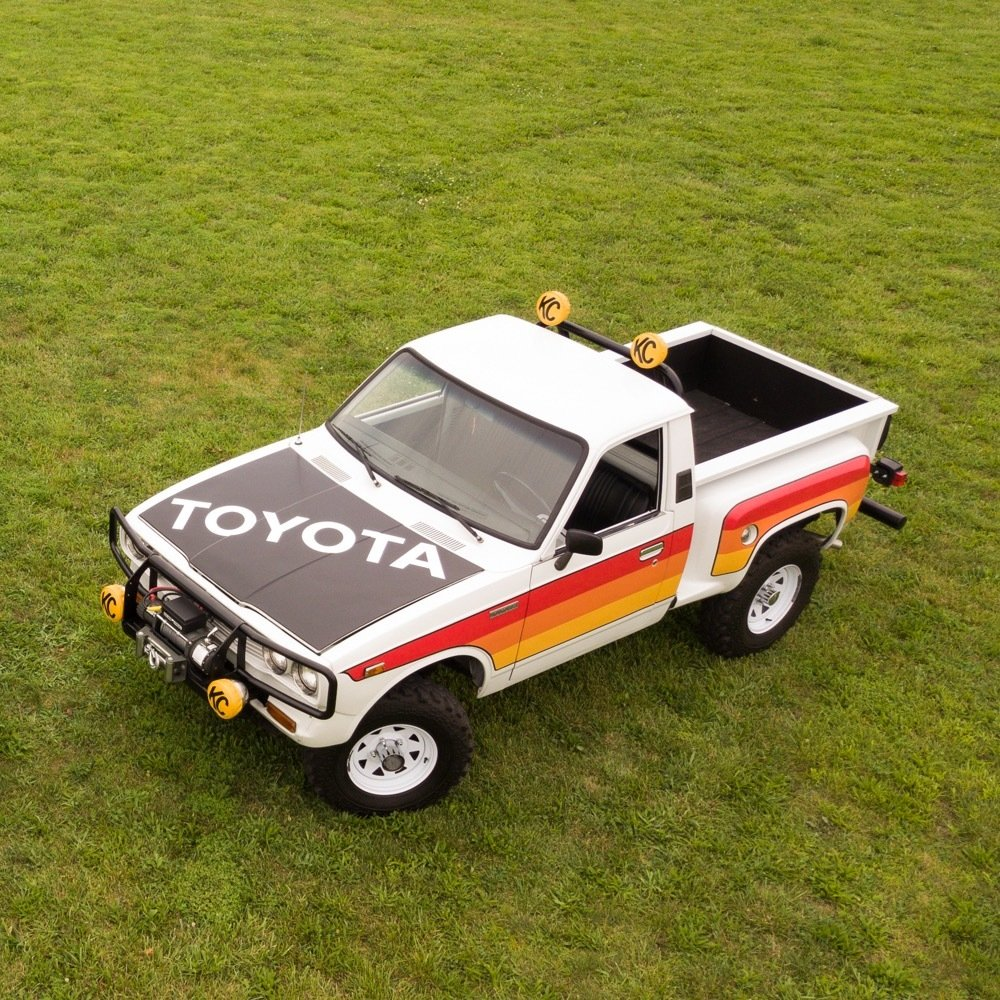 1978 Toyota Pickup SR-5 Factory Wolverine 4×4 = Rare $obo For Sale (picture 1 of 6)