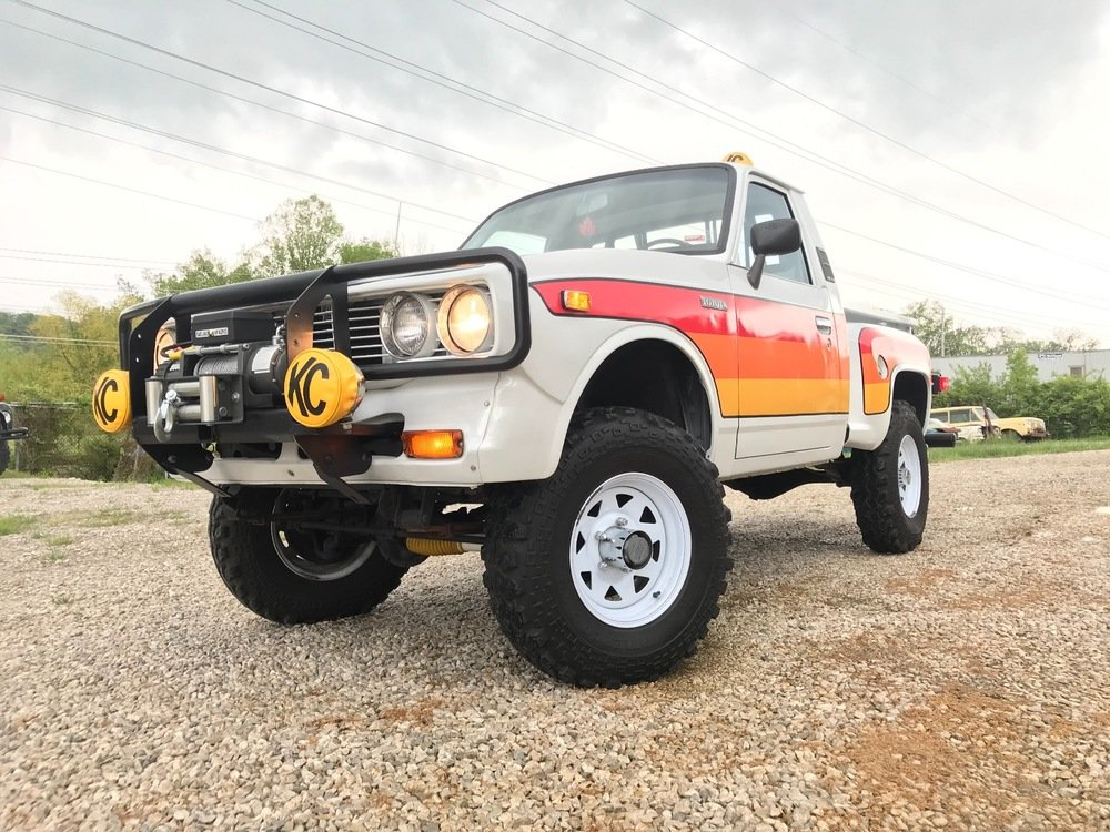 1978 Toyota Pickup SR-5 Factory Wolverine 4×4 = Rare $obo For Sale (picture 2 of 6)