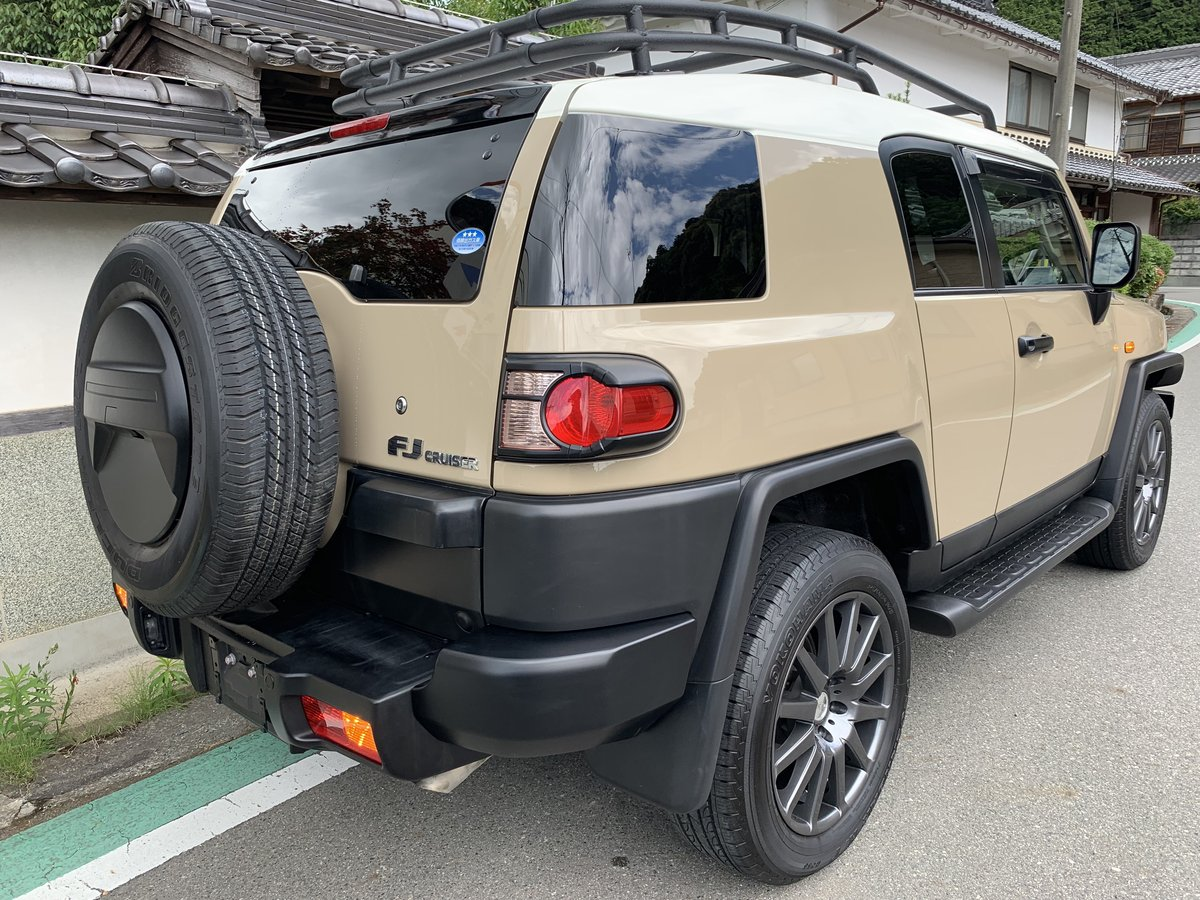 2016 Super Cool FJ Cruiser Available Now  For Sale (picture 4 of 6)