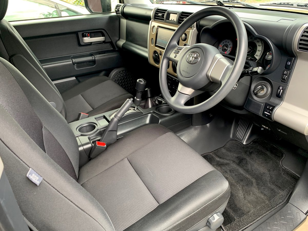 2016 Super Cool FJ Cruiser Available Now  For Sale (picture 5 of 6)