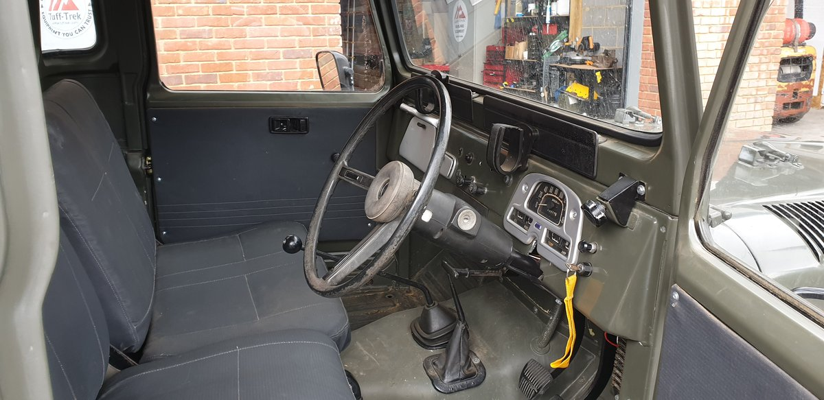 1974 Toyota Landcruiser HJ45 For Sale (picture 2 of 4)