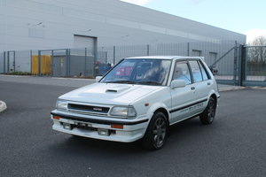 1987 TOYOTA STARLET TURBO S INTERCOOLER 1.3 EP71 For Sale