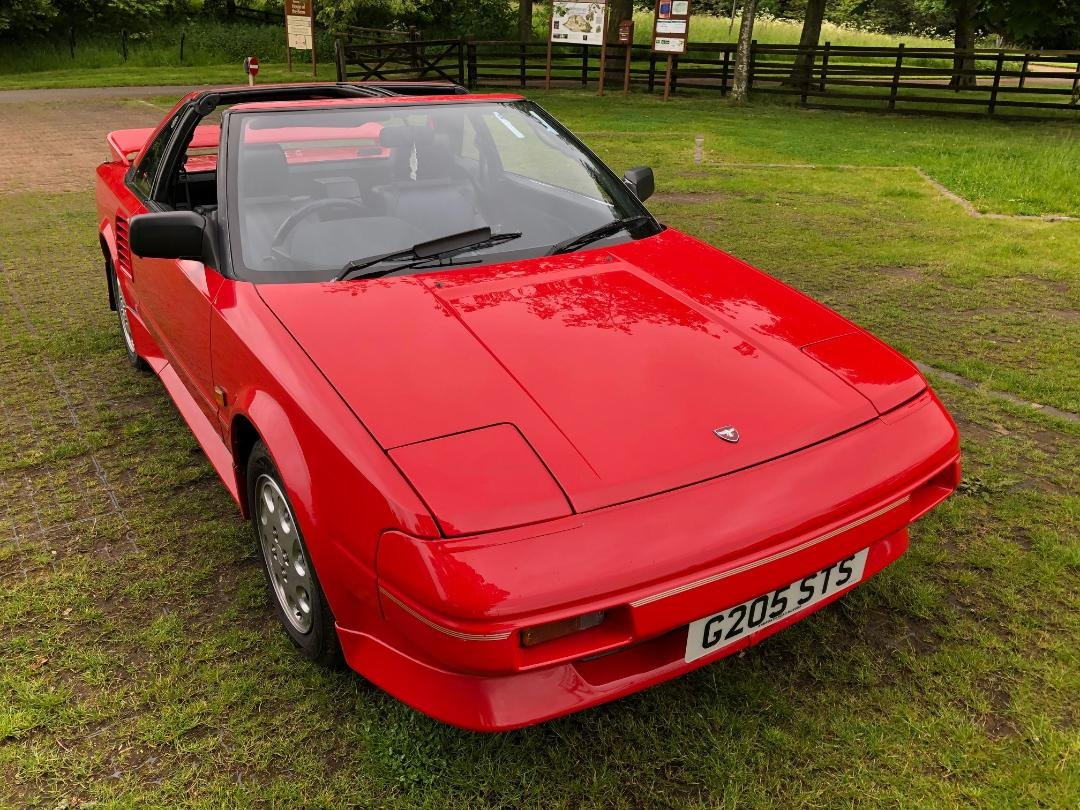 1989 MR2 MK1 T-Bar For Sale (picture 1 of 6)