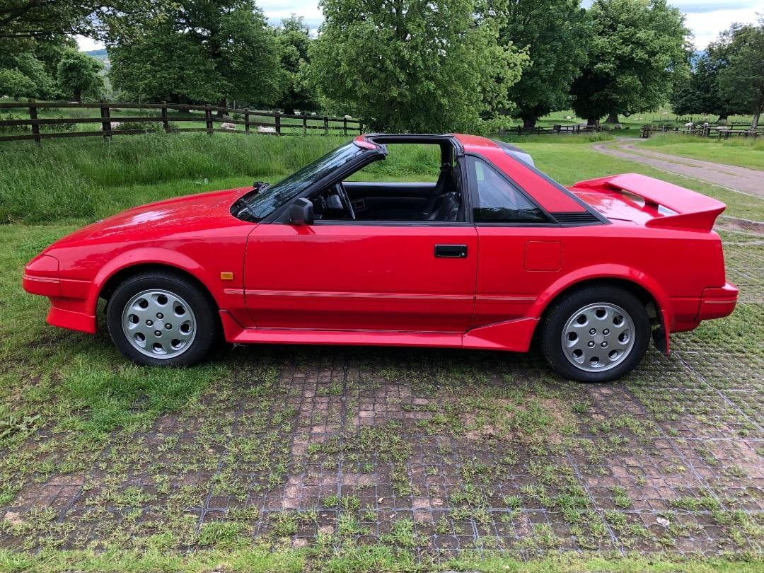 1989 MR2 MK1 T-Bar For Sale (picture 2 of 6)