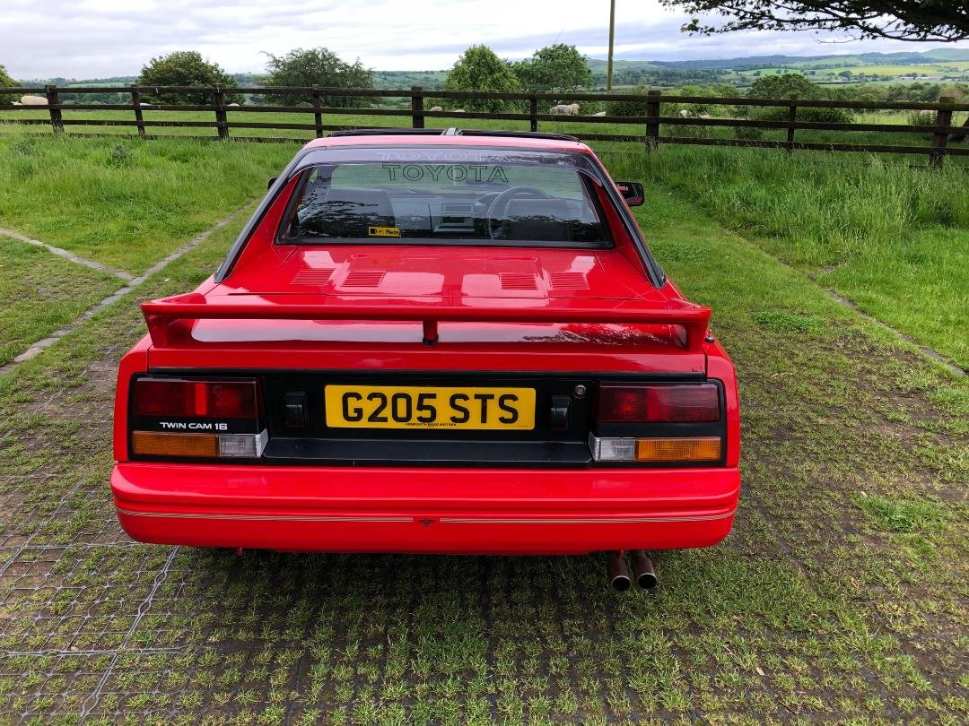 1989 MR2 MK1 T-Bar For Sale (picture 4 of 6)