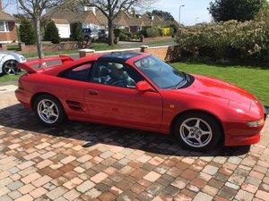 1998 Mr2 Rev 5 GT. T bar For Sale