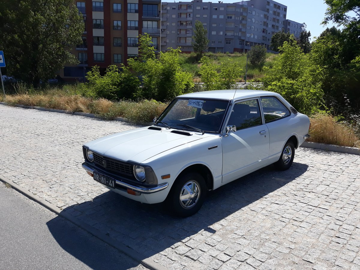 1977 Toyota Corolla KE20 (2 doors) For Sale (picture 1 of 6)