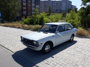 1977 Toyota Corolla KE20 (2 doors)