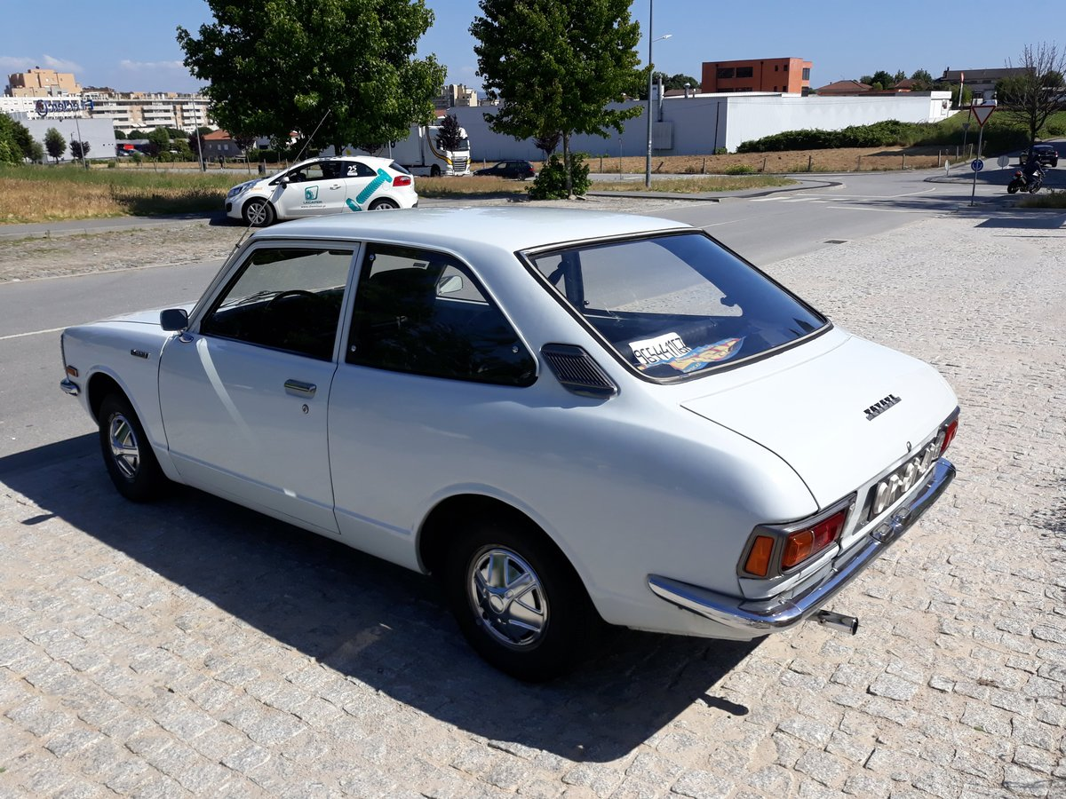 1977 Toyota Corolla Ke20 2 Doors For Sale Car And Classic
