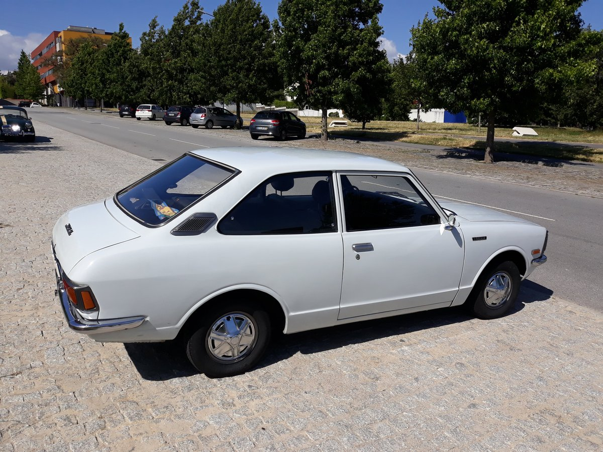 1977 Toyota Corolla KE20 (2 doors) For Sale (picture 3 of 6)