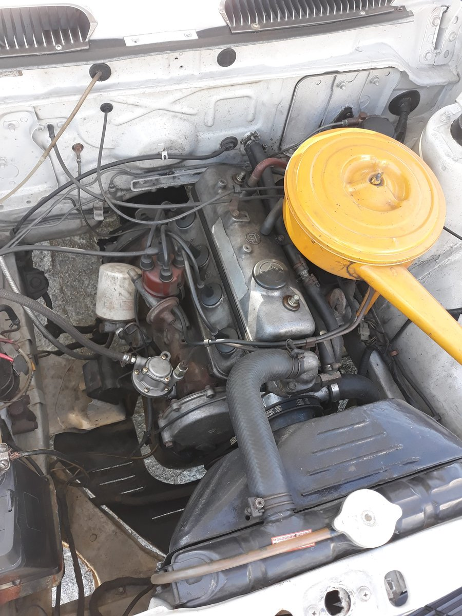 1977 Toyota Corolla KE20 (2 doors) For Sale (picture 6 of 6)