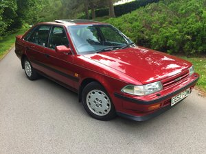 1989 TOYOTA CARINA II GLi EXECUTIVE, 40,650 Miles, FSH For Sale