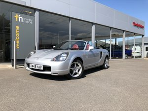 2000 Toyota MR2 Roadster