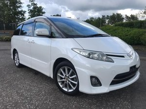 2009 FRESH IMPORT TOYOTA ESTIMA NEW SHAPE 2.4 AUTO 7 SEATS